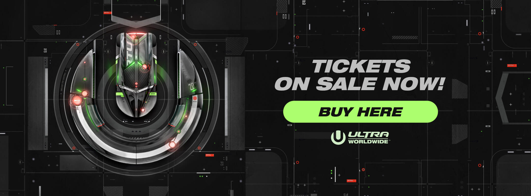 Buy Tickets for Road to Ultra India 2020